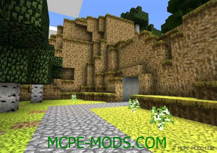 Majora's Mask Texture Pack 0.11.1