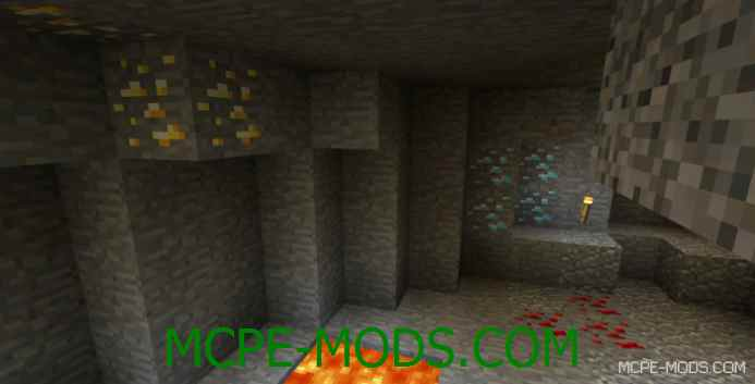 10+ Diamonds Under Spawn Seed 0.11.1