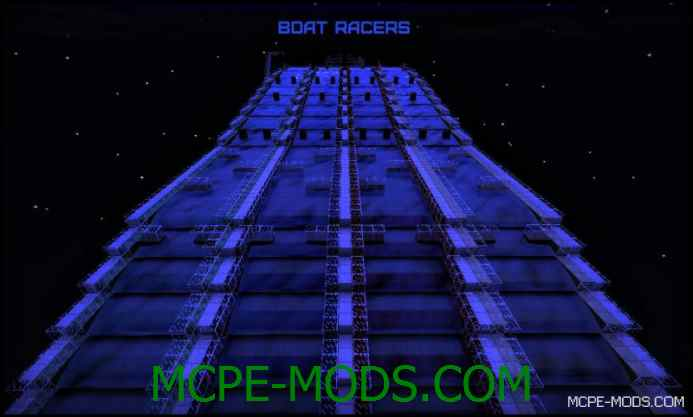 Boat Racers Map