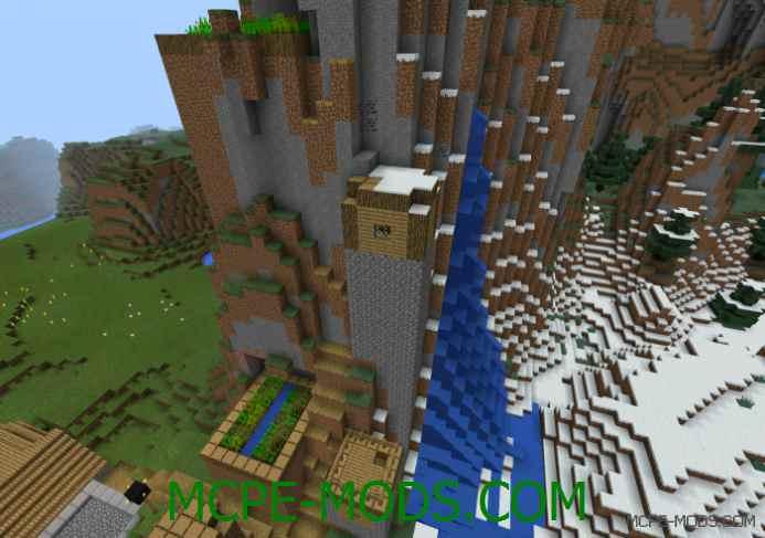 Snow Mountain Village Seed 0.11.1