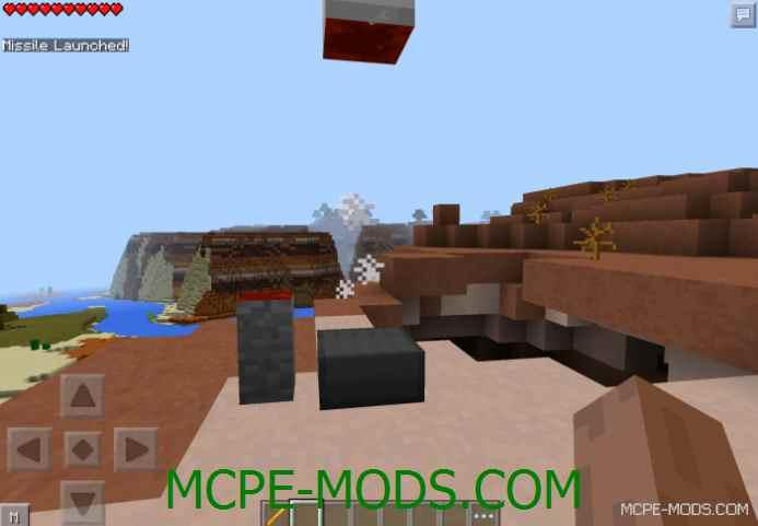 MissileCraft Mod 0.11.1