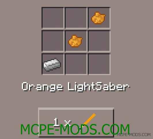 LightSaber Mod 0.11.1