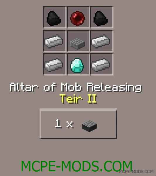 Trapping Nets Mod 0.11.1