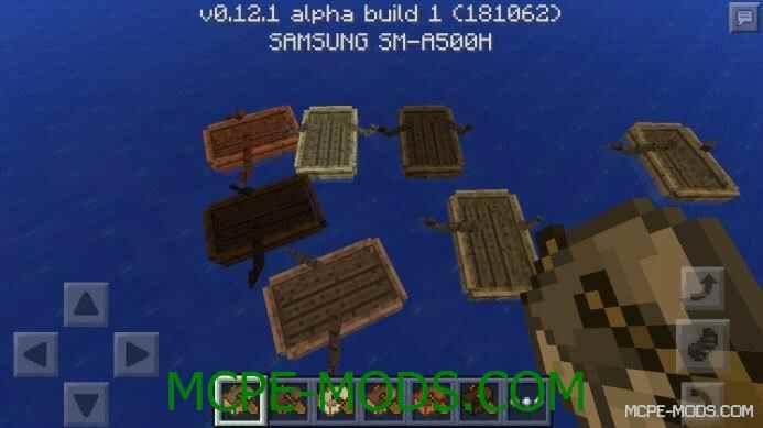 Minecraft Pocket Edition 0.12.1