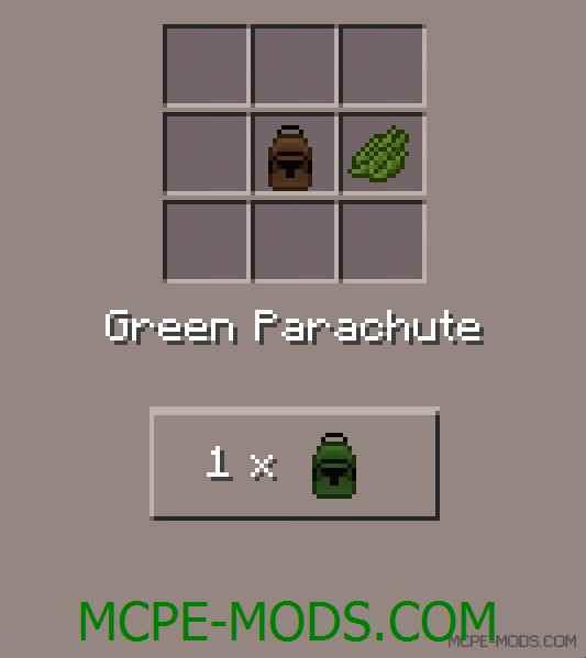 Parachute Mod 0.11.1