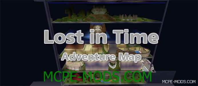 Lost in Time Map