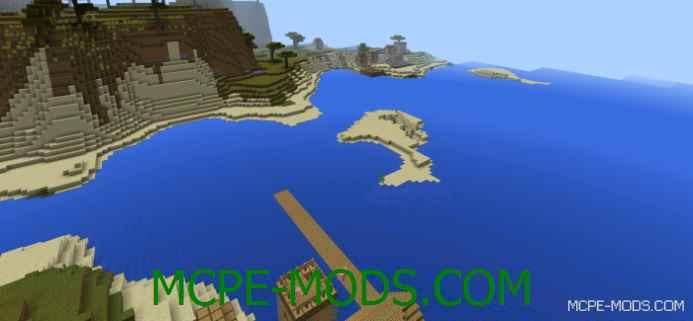 Triple Village Spawn Seed 0.12.1/0.11.1