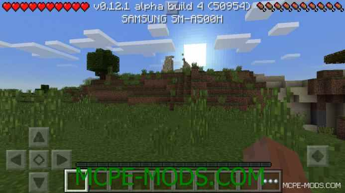 Minecraft - Pocket Edition 0.12.1 Build 4