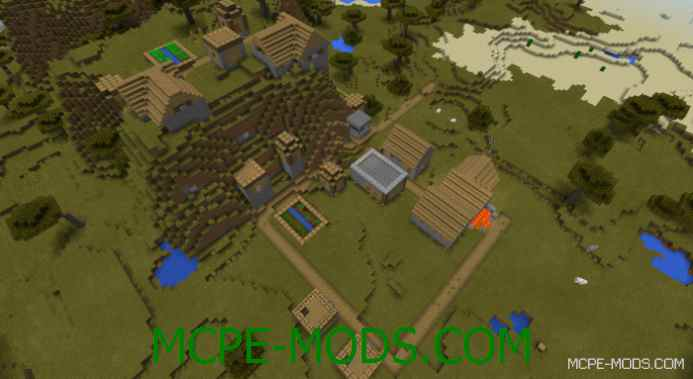 Savannah Mountain Village Seed 0.12.1