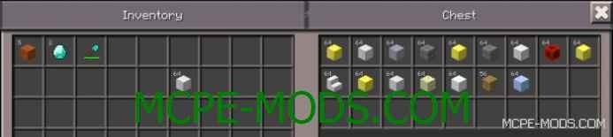 Inventory Tweaks PE Mod 0.11.1