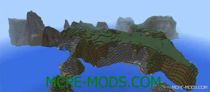 Extreme Mountain Islands Seed 0.12.1