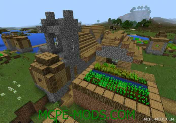 Mashed Triple Village Seed 0.12.1