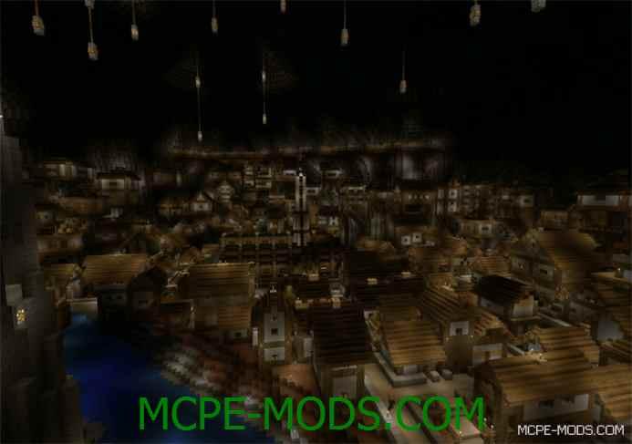 Enclave City Map