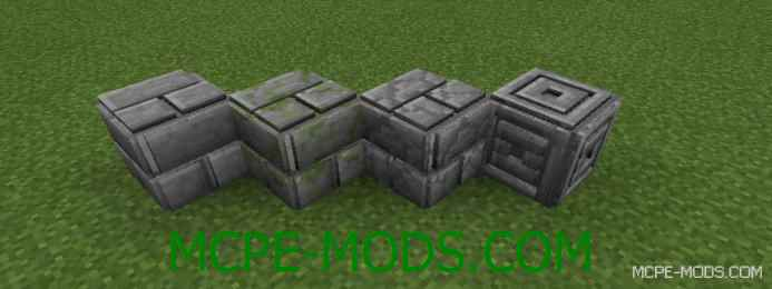 Tessellation (3D Blocks) Mod 0.12.1
