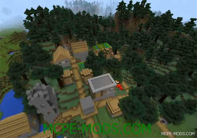 Forest Village Seed 0.12.1