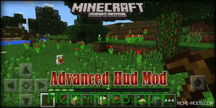 Advanced Hud Mod 0.12.1