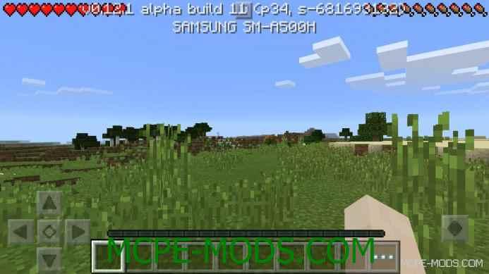 Minecraft - Pocket Edition 0.12.1 Build 11