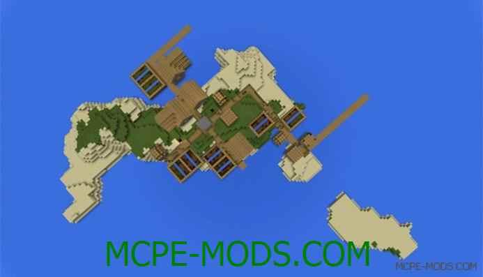 Island Village Seed 0.12.1