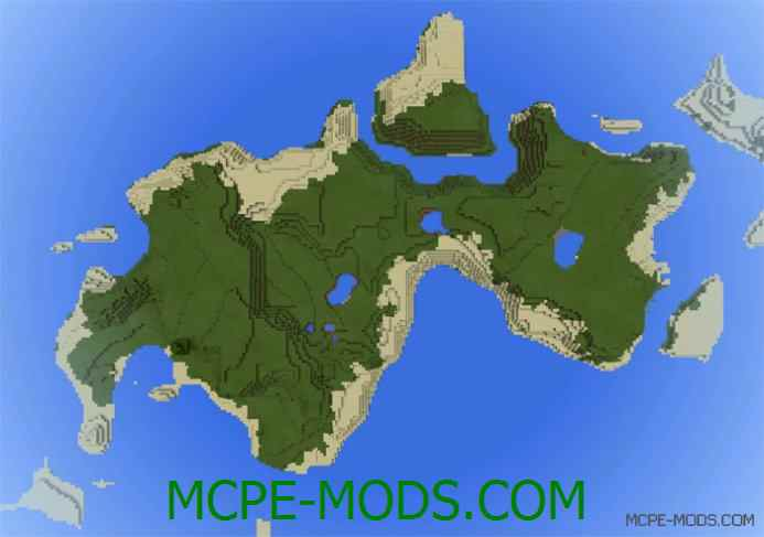 Big Survival Island Seed 0.12.1