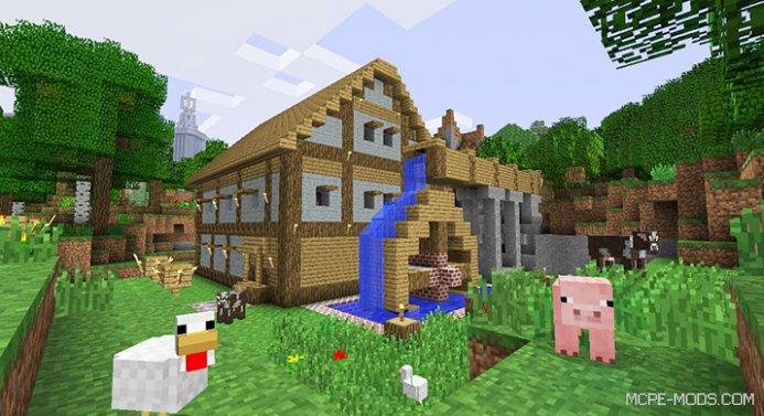 Minecraft Pocket Edition 0.12.2, 0.12.5, 0.12.8