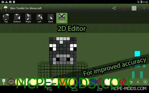 Skin Toolkit for Minecraft на андроид