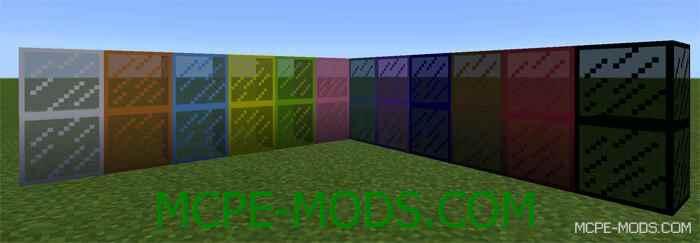 Мод на декорации - PocketDecoration Mod для Minecraft 0.13.0