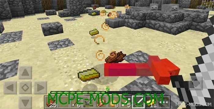 Карта Boss Arena для Minecraft PE 0.14.0