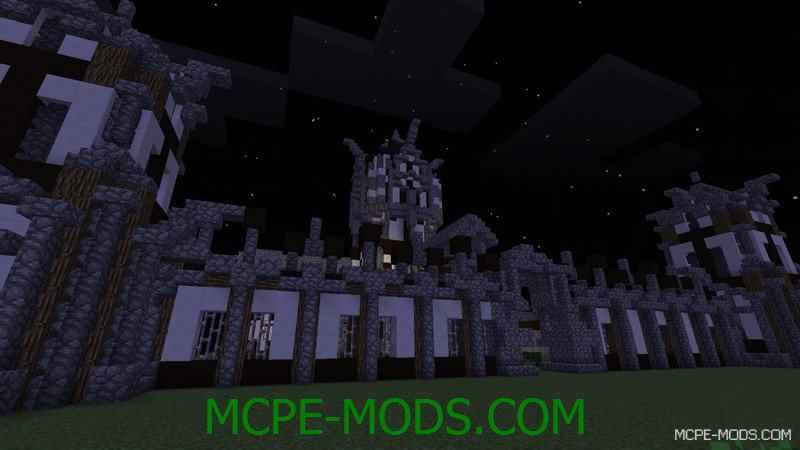 Сервер NewWorld для Minecraft PE 0.14.0