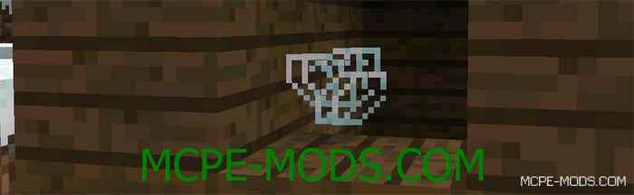 Мод The Shards для Minecraft PE 0.14.0 – удобный крафт стекла в Майнкрафт ПЕ