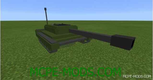 Mod на Майнкрафт 0.14.0 автомобилей