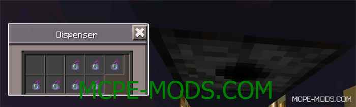 Карта Don't Take Damage для Minecraft PE 0.14.0