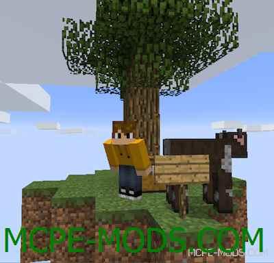 Sky Block Minecraft PE