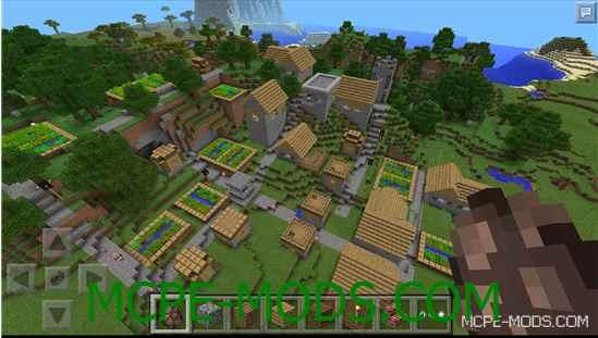 Minecraft pe 0.14.0 на windows phone