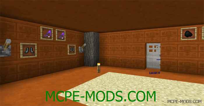 Карта BrainGames 1 на Minecraft PE 0.14.0