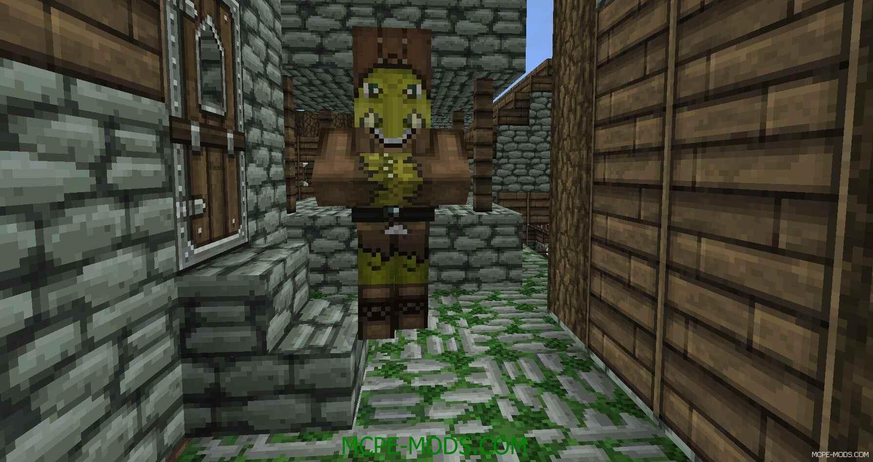Текстур-пак Dokucraft Light на Minecraft PE 0.14.0