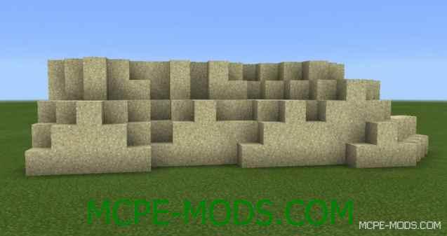 Мод World Edit Terra - быстрое редактирование ландшафта на Minecraft PE 0.14.0