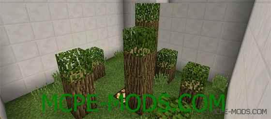 Карта Райский паркур на Minecraft PE 0.14.0