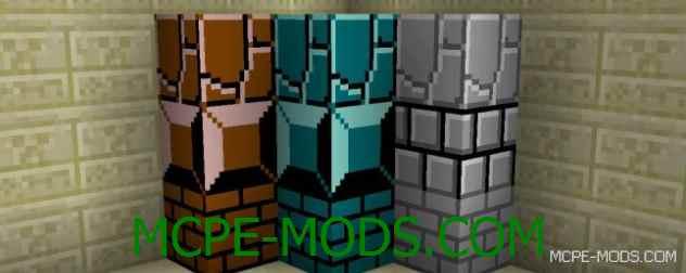 Мод Super Mario на Майнкрафт ПЕ 0.14.0