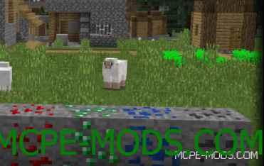 Мод Re-Craftable Ores на Minecraft PE 0.14.0