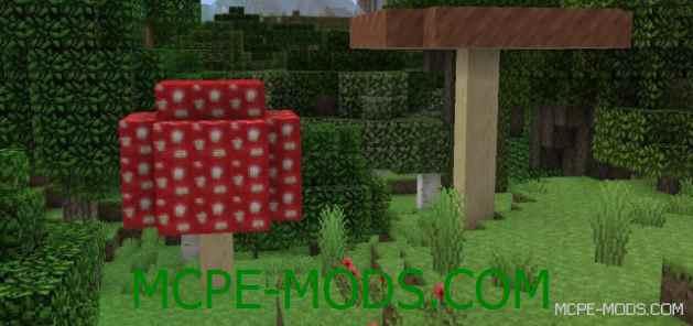 Текстур пак Pixel Reality на Minecraft PE 0.14.0