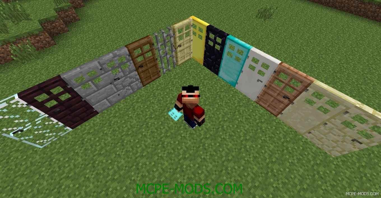 Мод Extra Doors 0.14