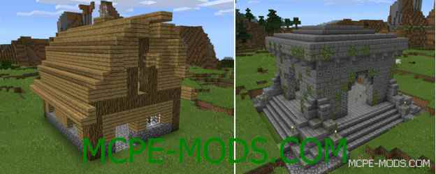 Мод Structure Spawning System 0.14