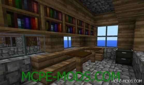 Скачать текстуры Pamplemousse PE на Minecraft 0.14.0 / 0.14.1 / 0.14.2 / 0.14.3