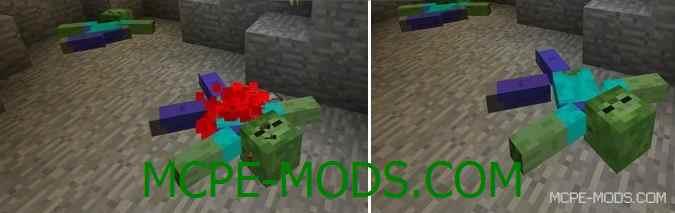 Мод Corpse на Майнкрафт 0.15 скачать бесплатно