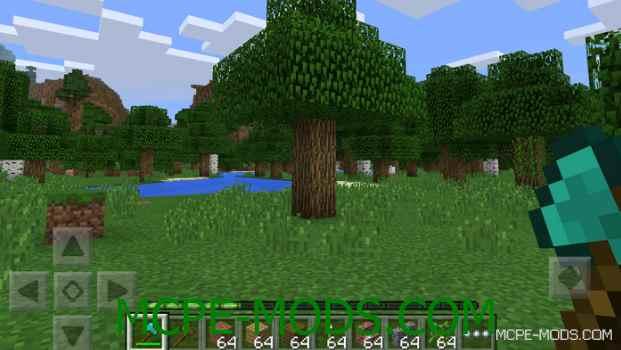 Мод Tree Capitator 0.14