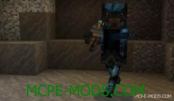 Скачать текстуры Halo 5 Mashup на Minecraft 0.14.0 / 0.14.1 / 0.14.2 / 0.14.3