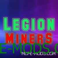 Сервер LegionMinеrS 0.14.0 / 0.14.1 / 0.14.2 / 0.14.3 с мини играми
