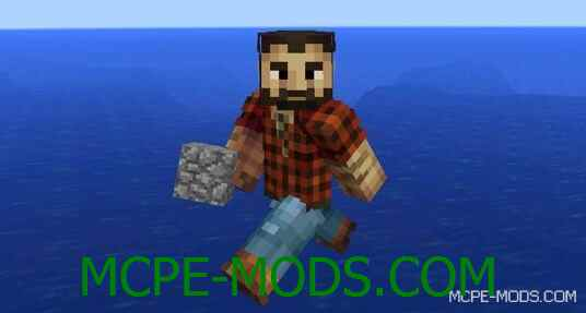 Мод AJModsMCPE на Майнкрафт 0.15 скачать бесплатно