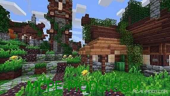 Скачать текстуры Pixel Daydreams на Minecraft 0.14.0 / 0.14.1 / 0.14.2 / 0.14.3