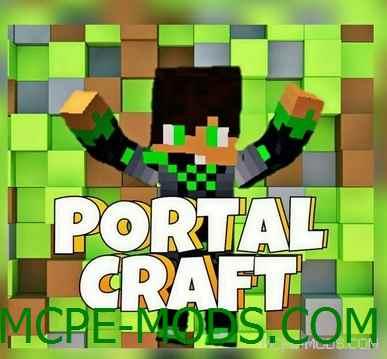 Сервер Portal-Craft 0.14.0 / 0.14.1 / 0.14.2 / 0.14.3 с мини играми